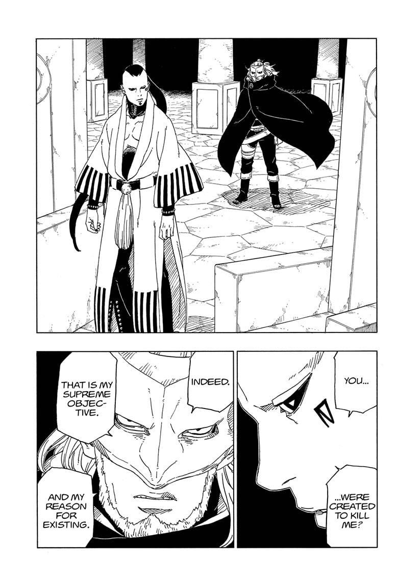 Boruto Manga, Chapter 46 image 003