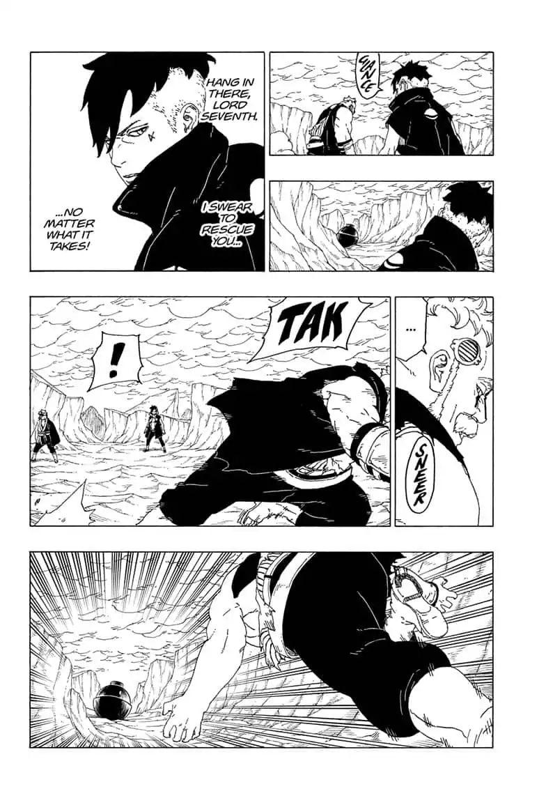 Boruto Manga, Chapter 41 image 040