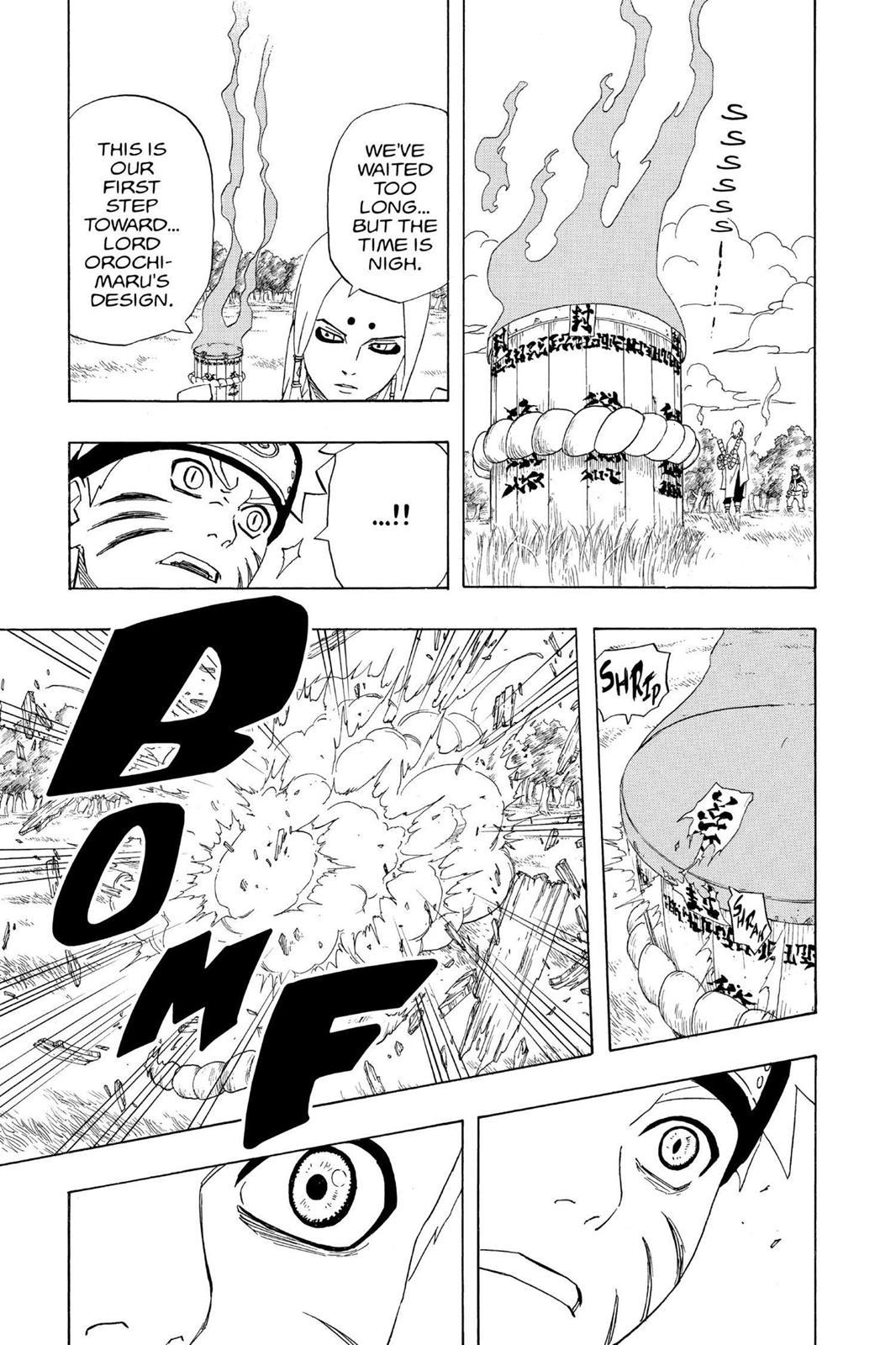 Naruto, Chapter 209 image 018