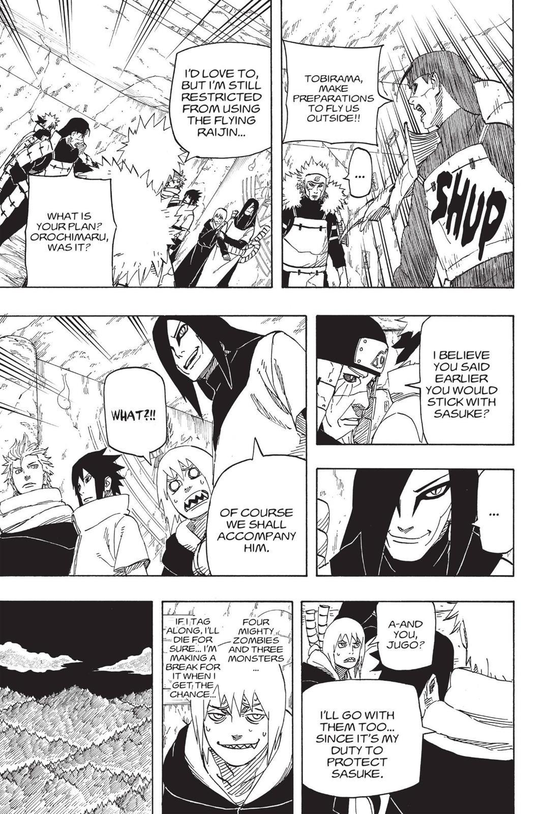 Naruto, Chapter 627 image 012