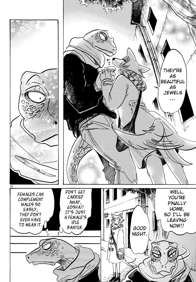 Beastars Manga, Chapter 103 image 014