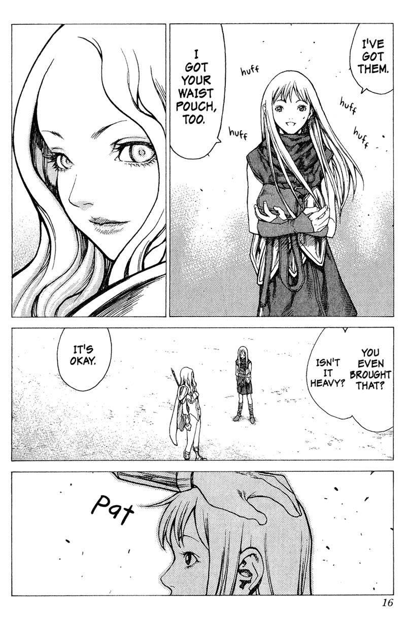 Claymore, Chapter 22 image 016