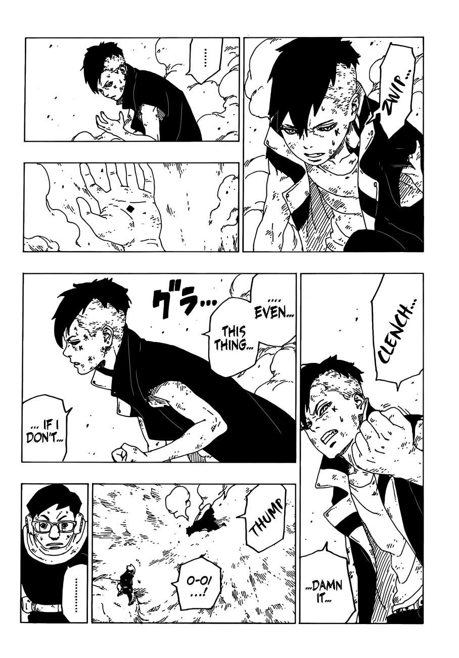 Boruto Manga, Chapter 25 image 033