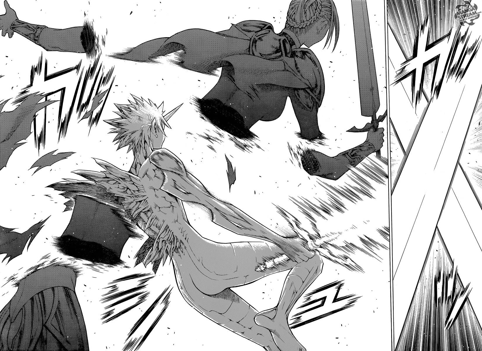 Claymore, Chapter 147 image 019