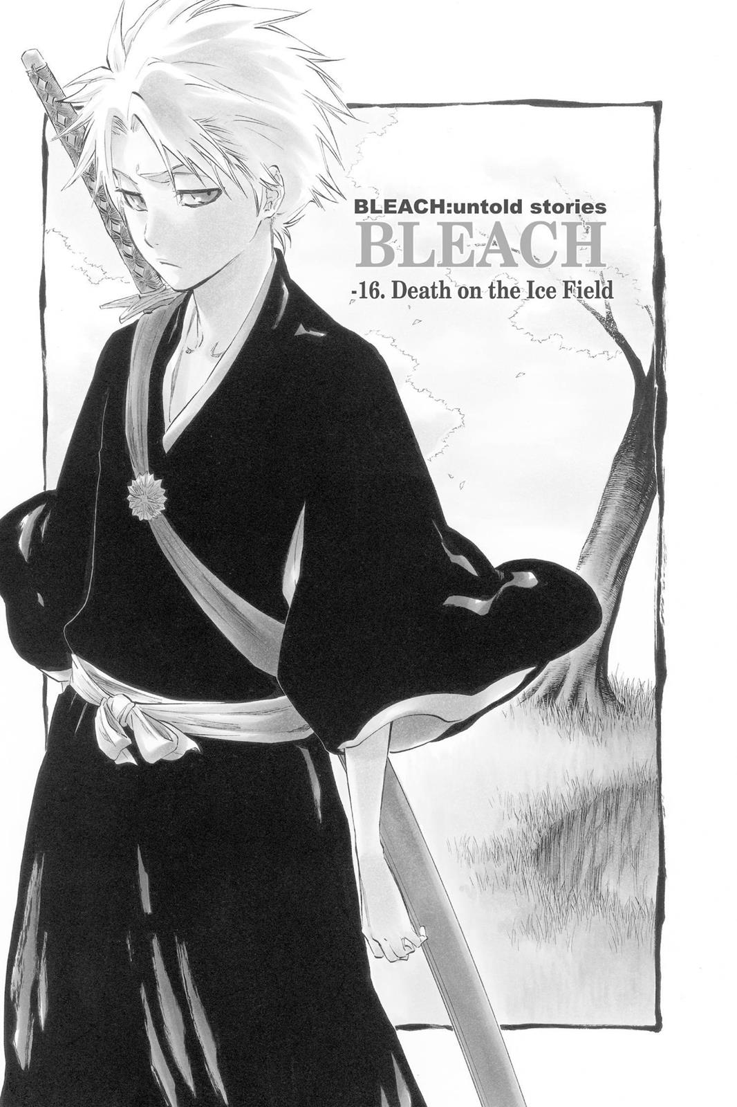 Bleach, Chapter 286.5 image 001