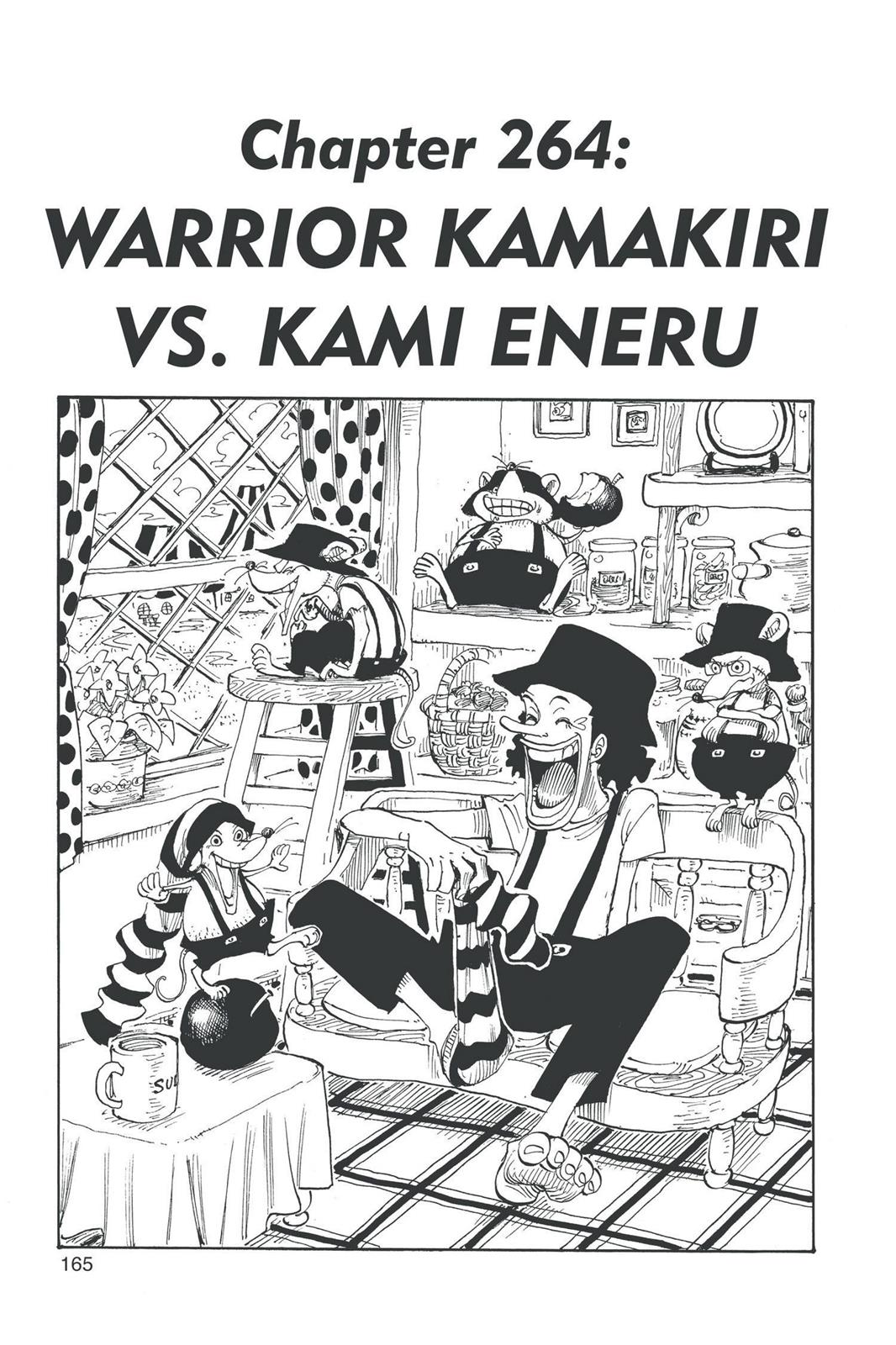 One Piece, Chapter 264 image 001