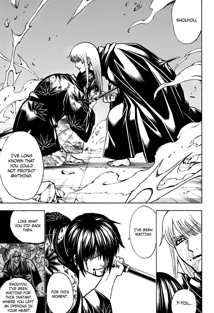 Gintama Chapter, 702 image 019