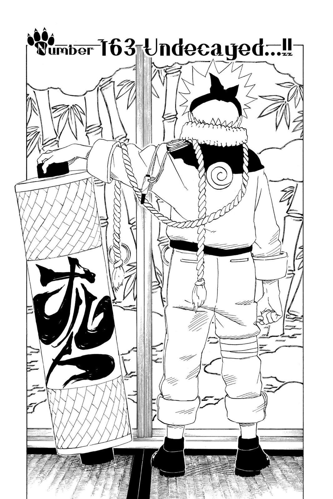 Naruto, Chapter 163 image 008