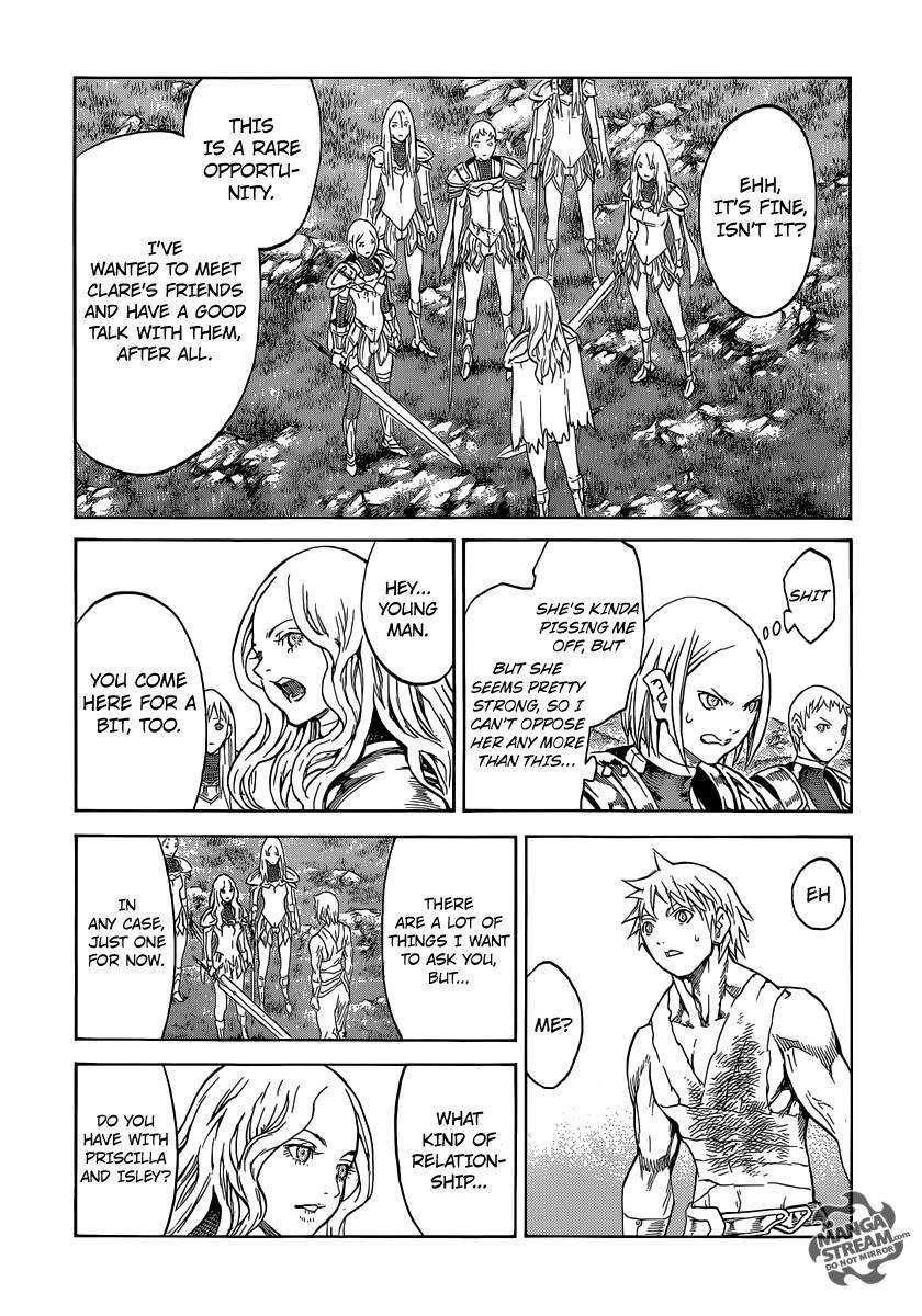 Claymore, Chapter 152 image 006