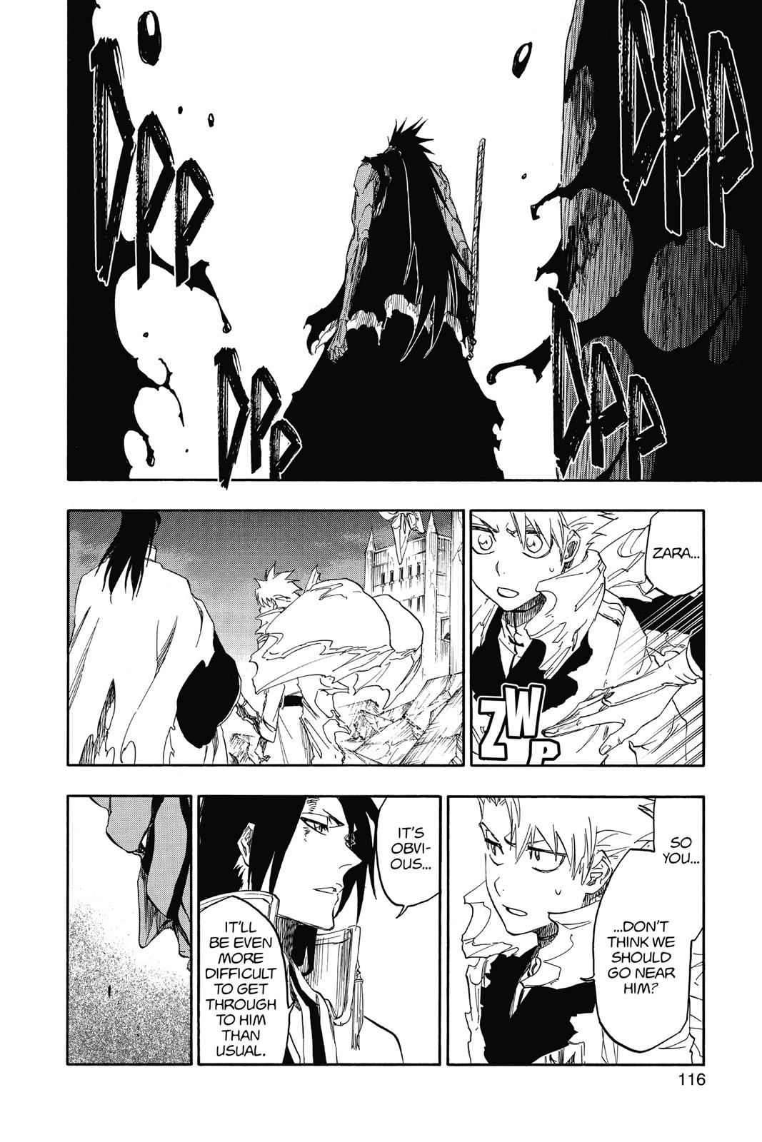 Bleach, Chapter 670 image 002