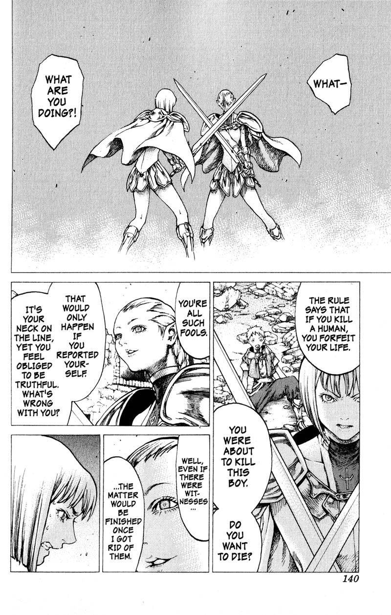 Claymore, Chapter 32 image 006