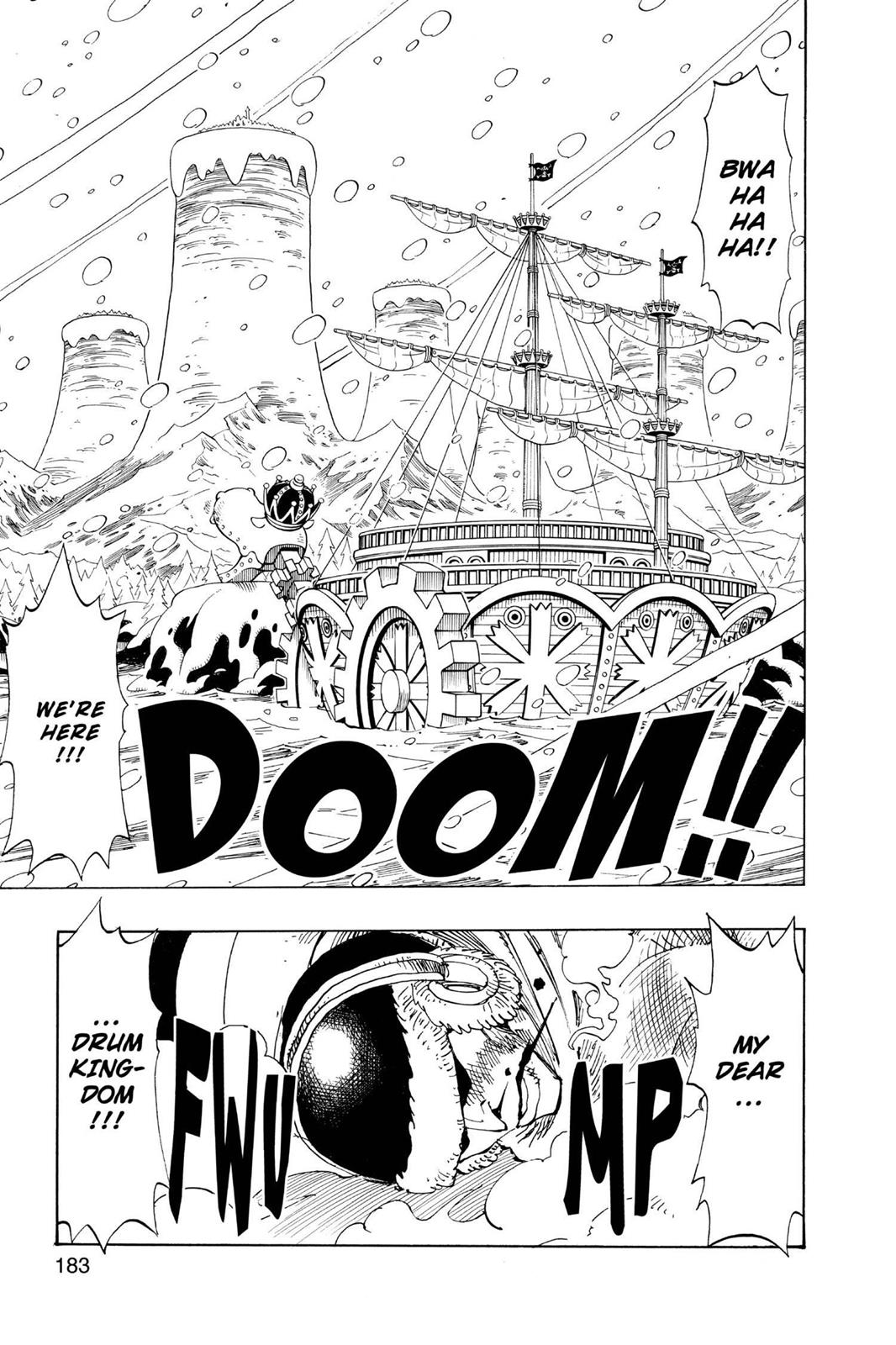 One Piece, Chapter 135 image 011