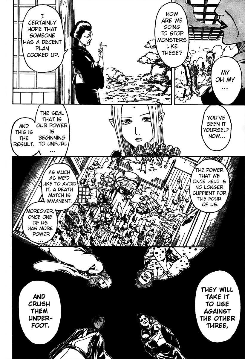 Gintama Chapter, 298 image 019