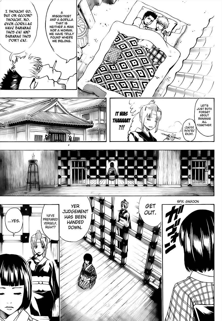 Gintama Chapter, 496 image 011