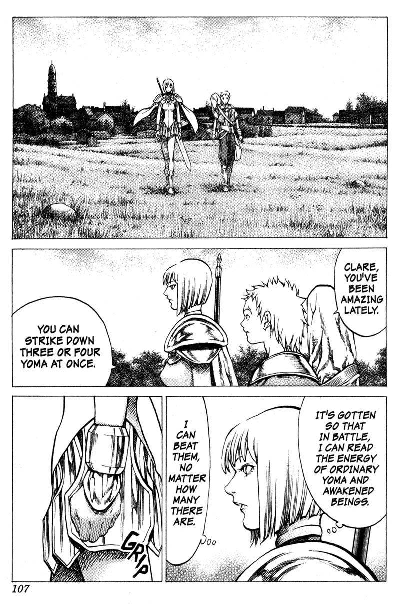 Claymore, Chapter 31 image 004