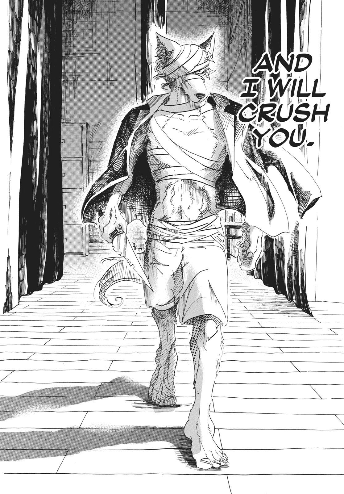 Beastars Manga, Chapter 15 image 008
