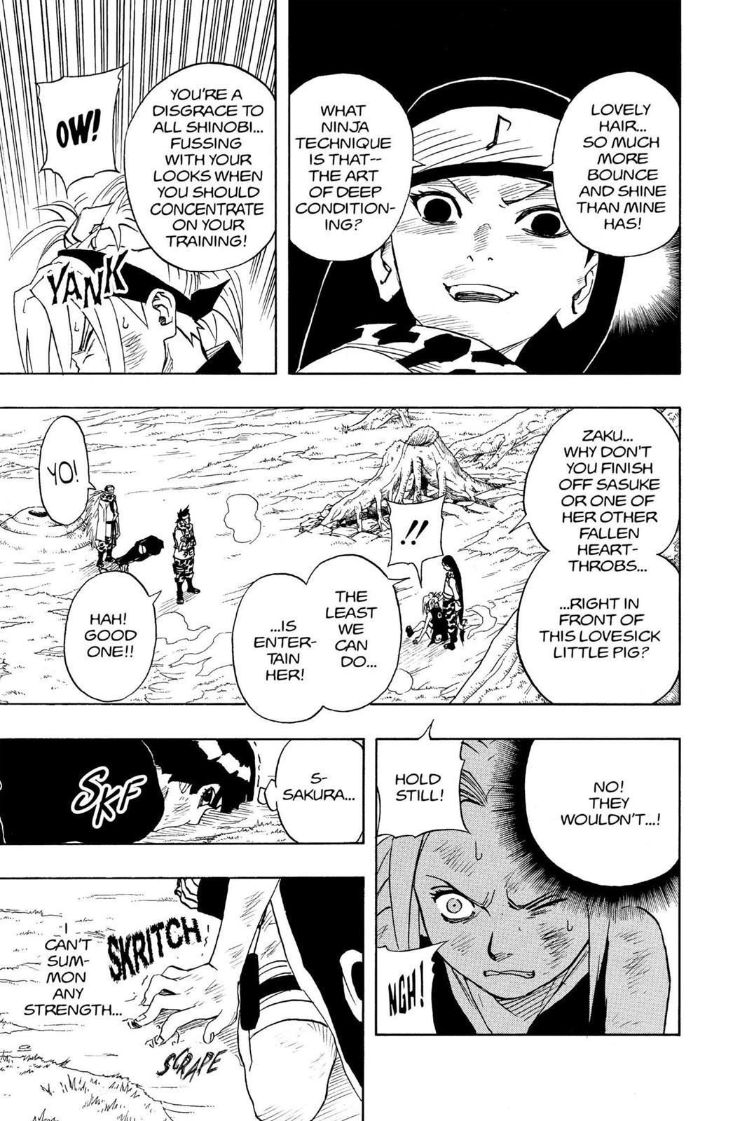 Naruto, Chapter 53 image 015