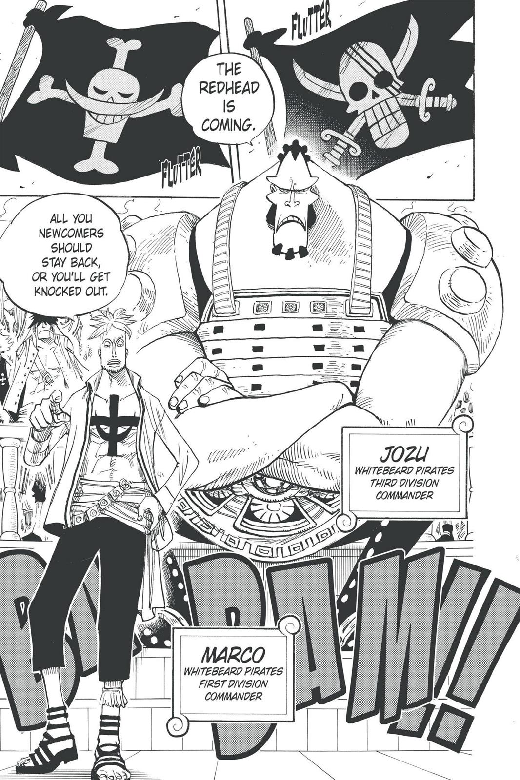 One Piece, Chapter 434 image 003