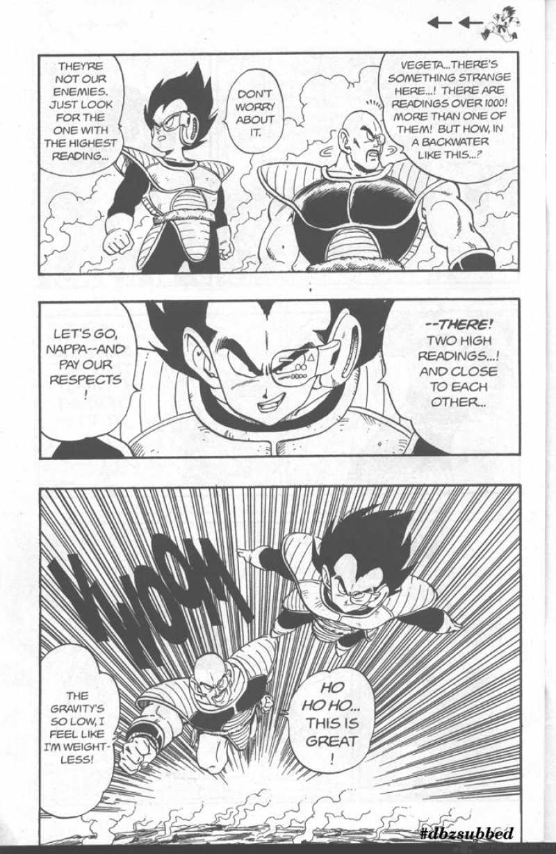 Dragon Ball, Chapter 213 image 008