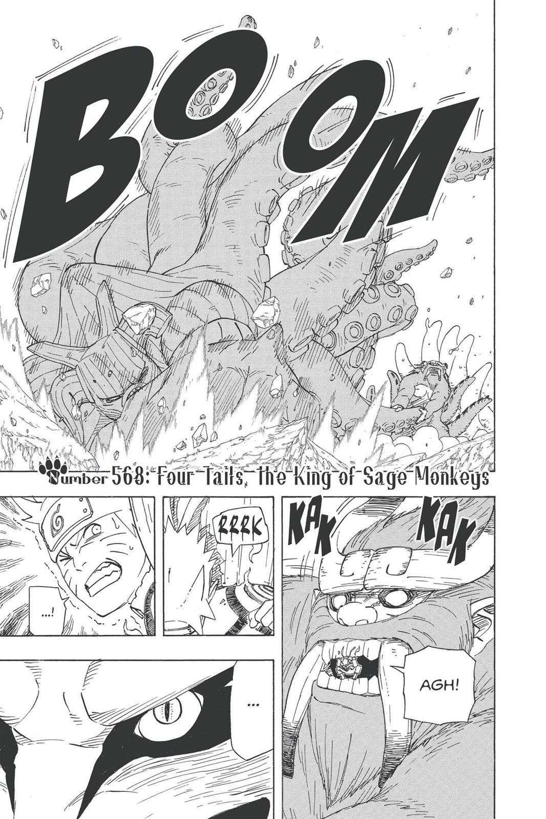 Naruto, Chapter 568 image 001
