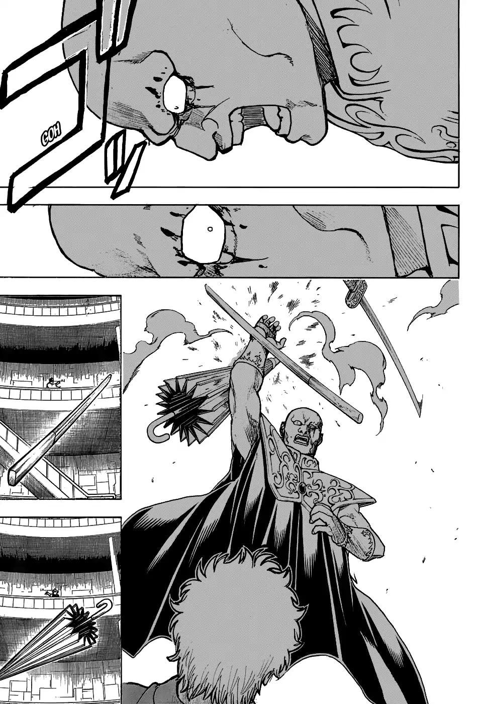 Gintama Chapter, 700 image 049