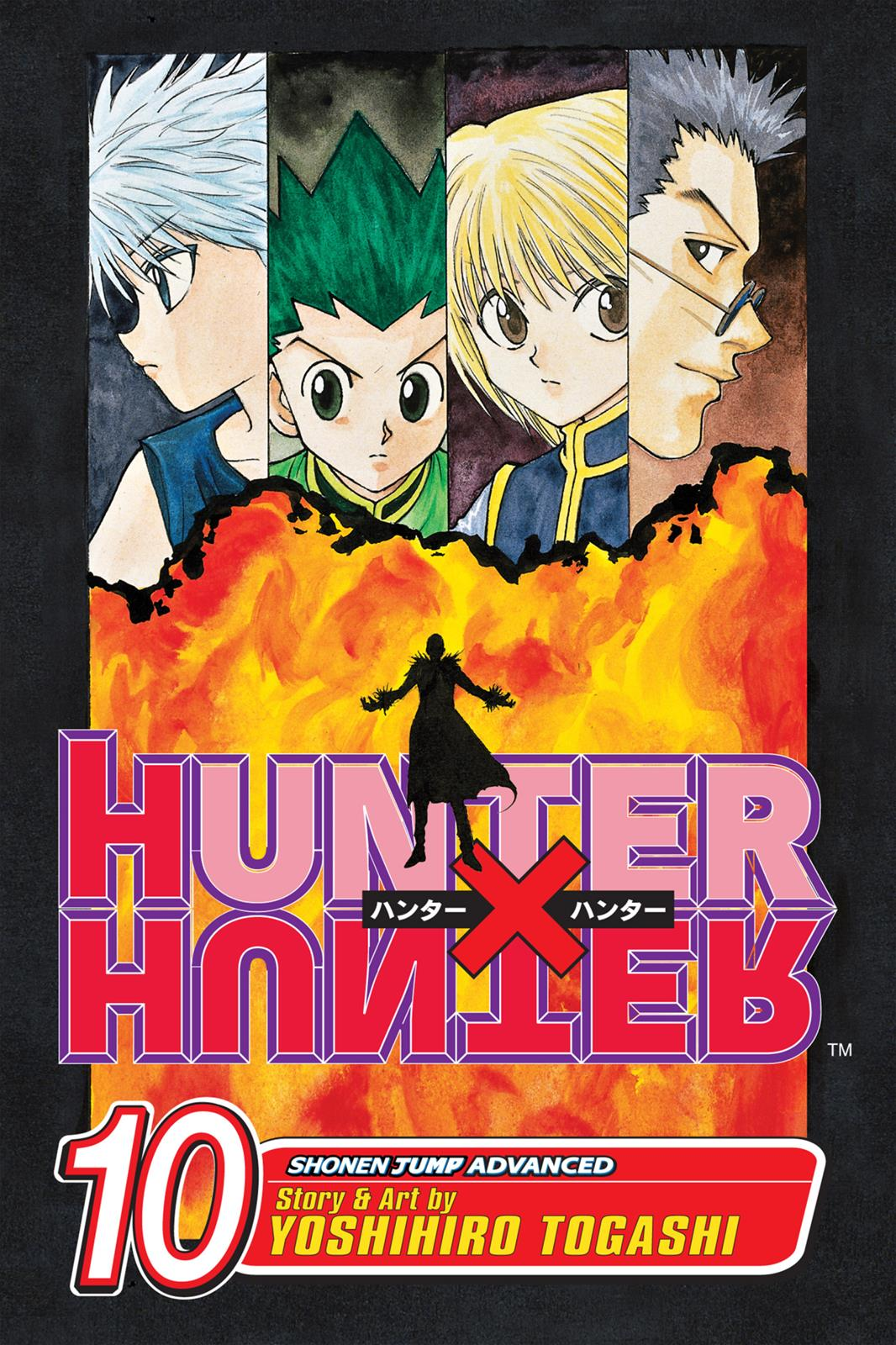 Hunter X Hunter, Chapter 84 image 001