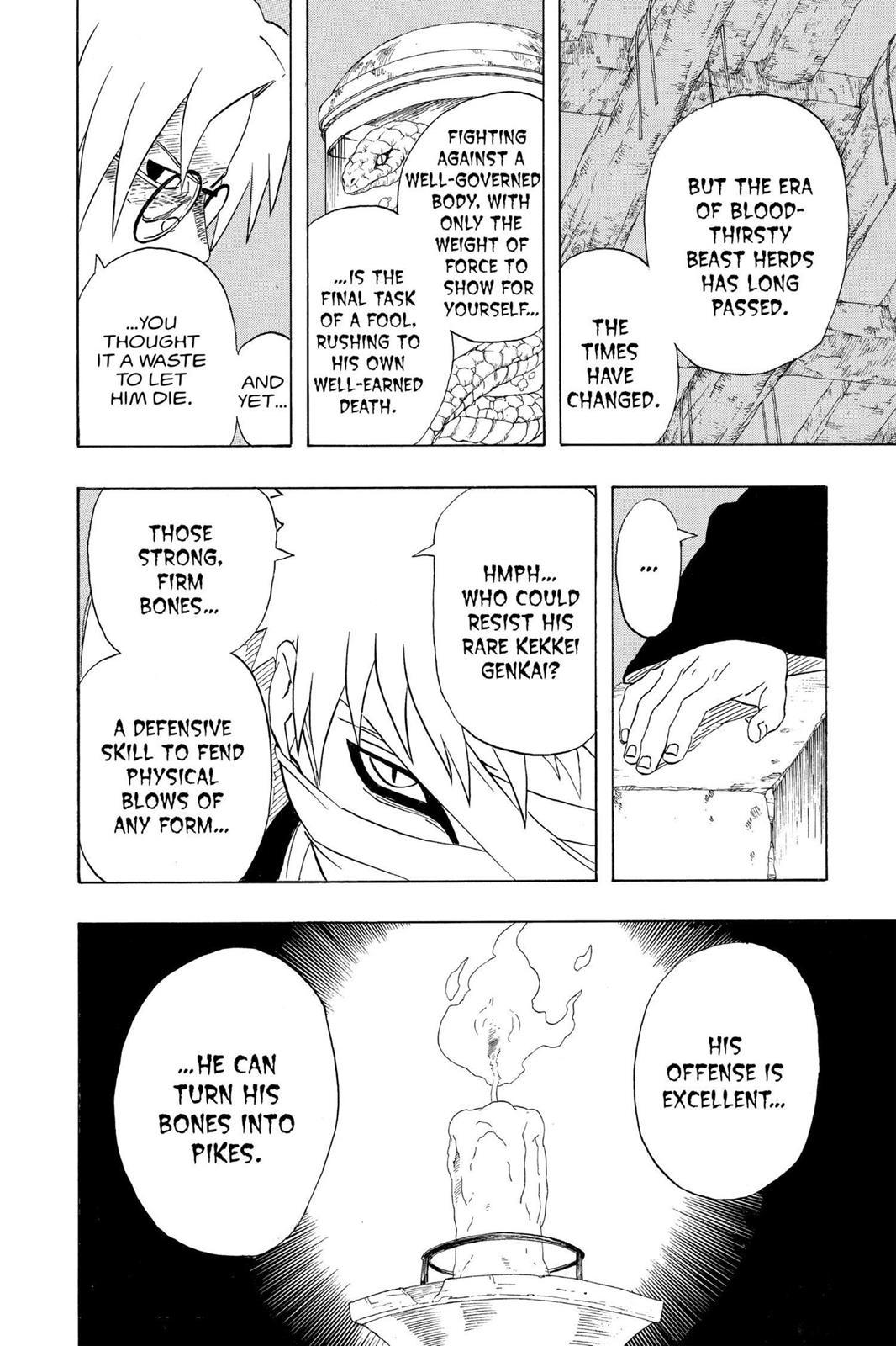 Naruto, Chapter 216 image 016