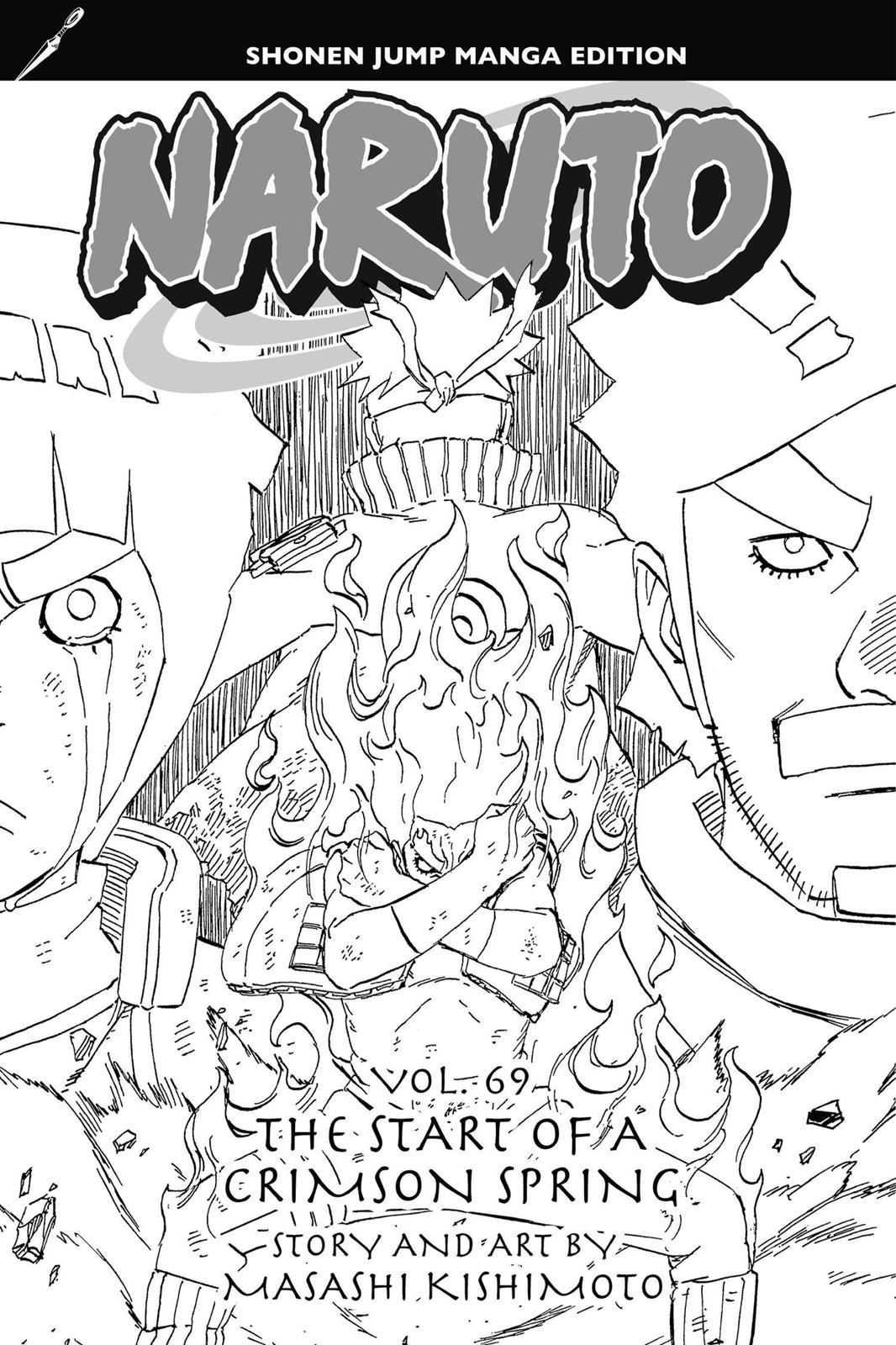 Naruto, Chapter 658 image 004