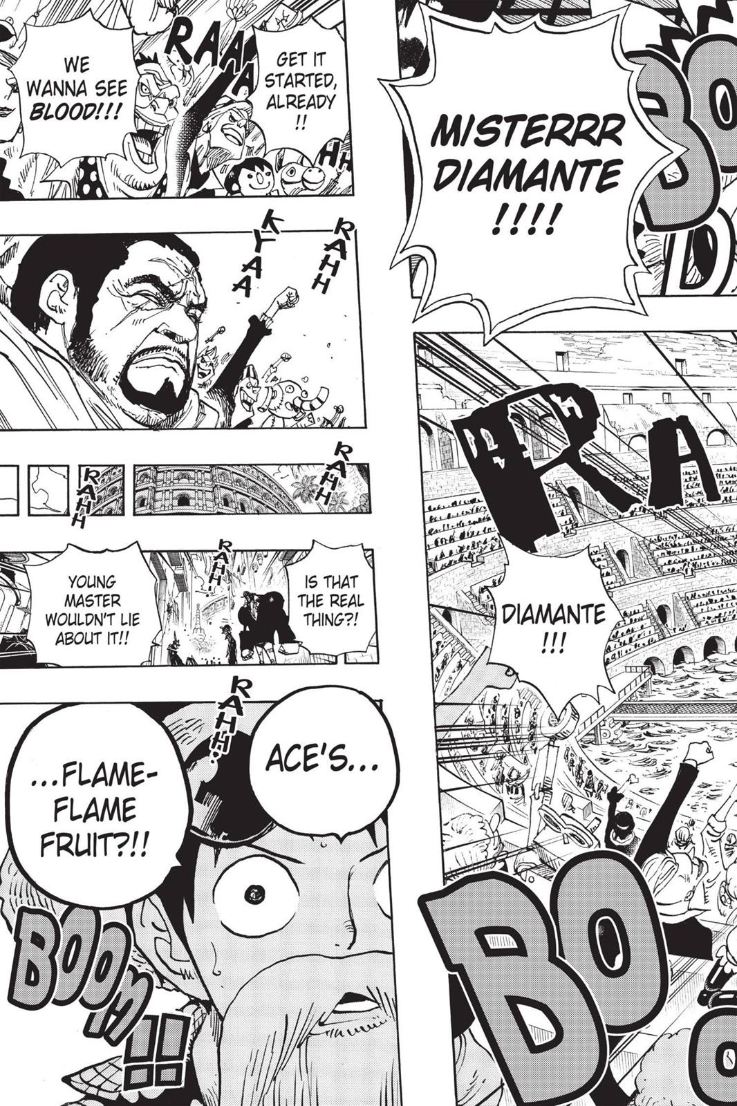 One Piece, Chapter 702 image 015
