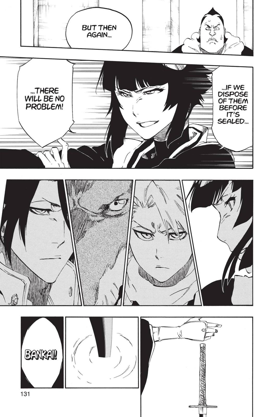 Bleach, Chapter 496 image 011