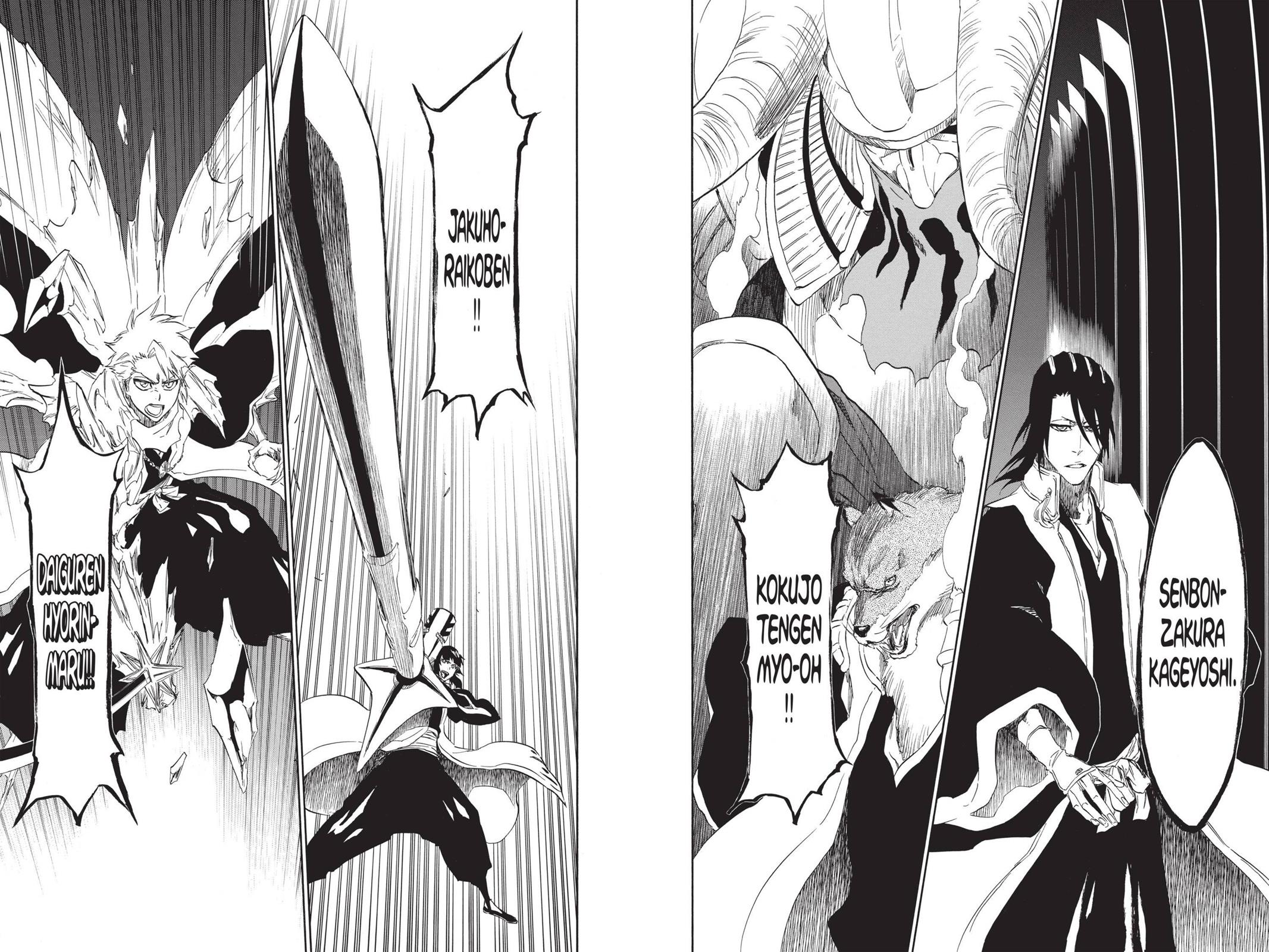 Bleach, Chapter 496 image 012