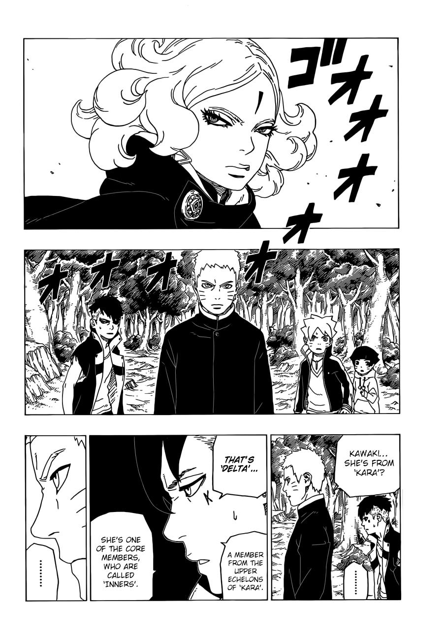 Boruto Manga, Chapter 31 image 003