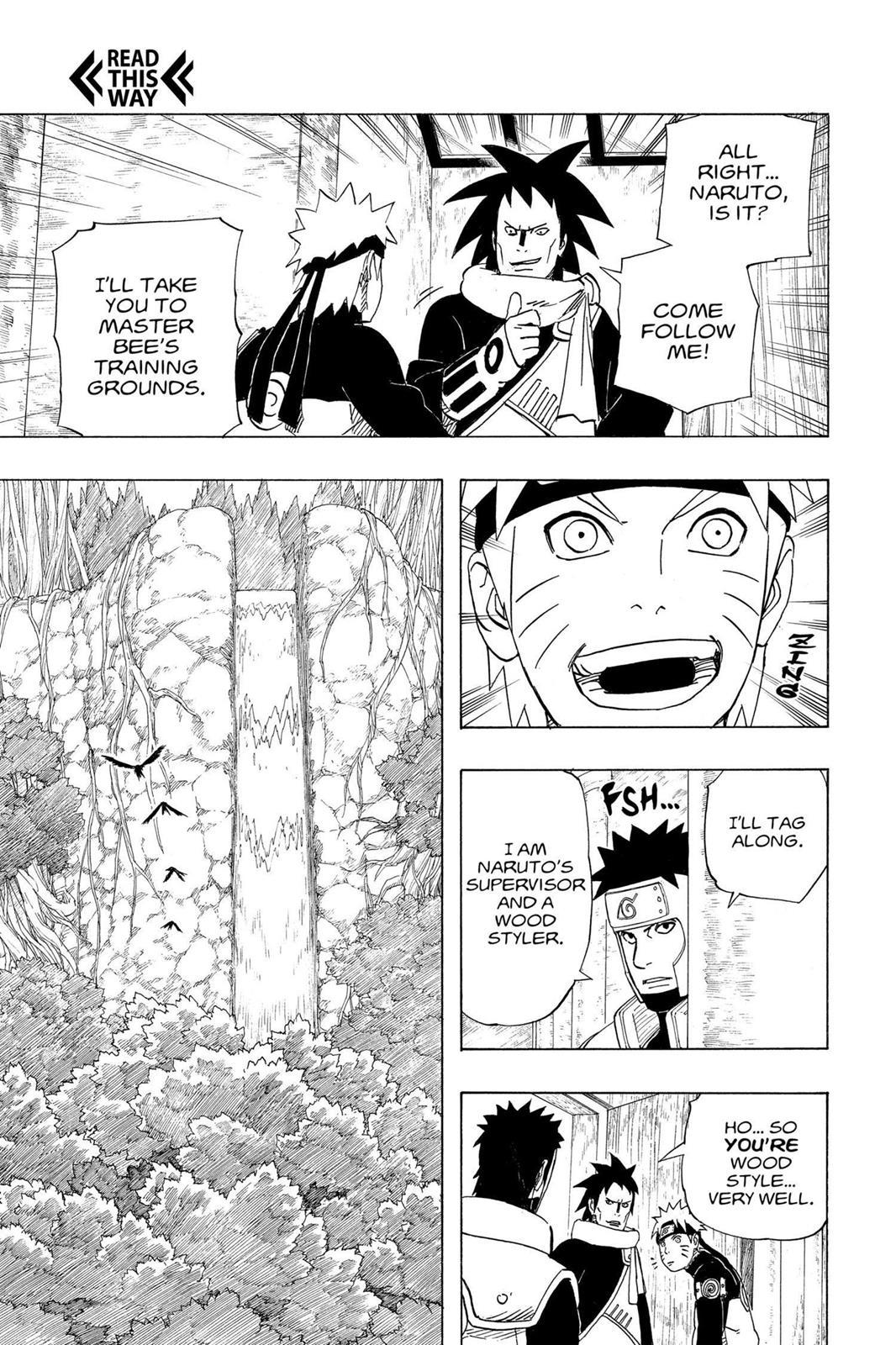 Naruto, Chapter 492 image 014