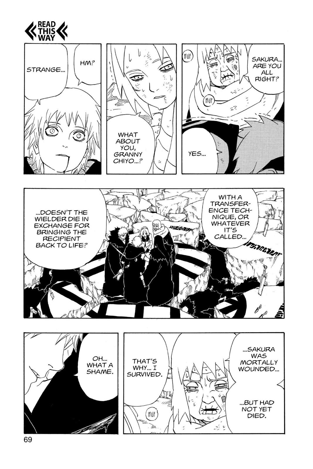 Naruto, Chapter 275 image 003
