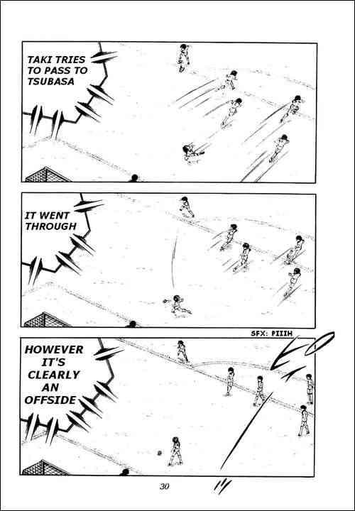 Captain Tsubasa, Chapter 30 image 037