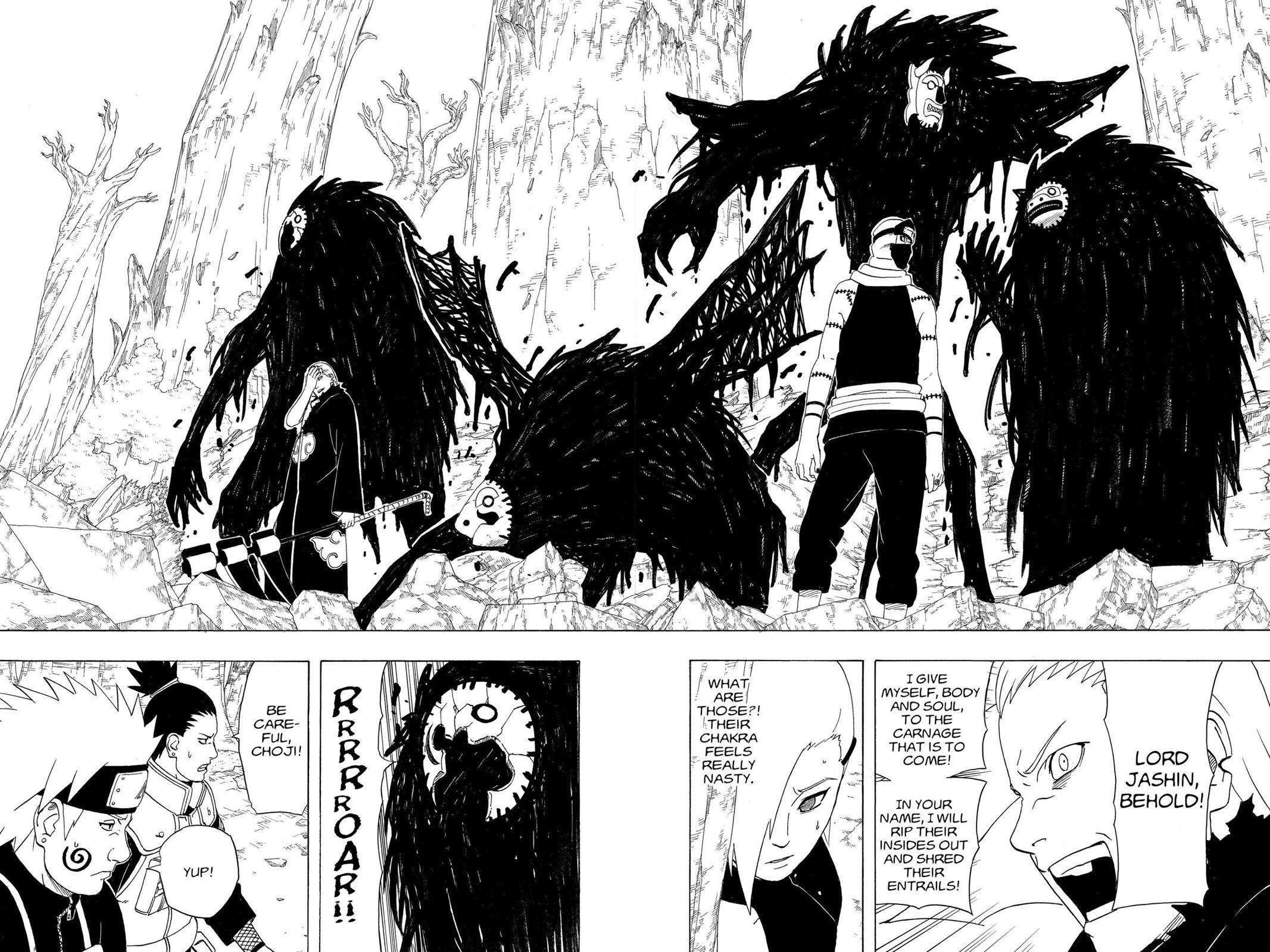 Naruto, Chapter 334 image 008