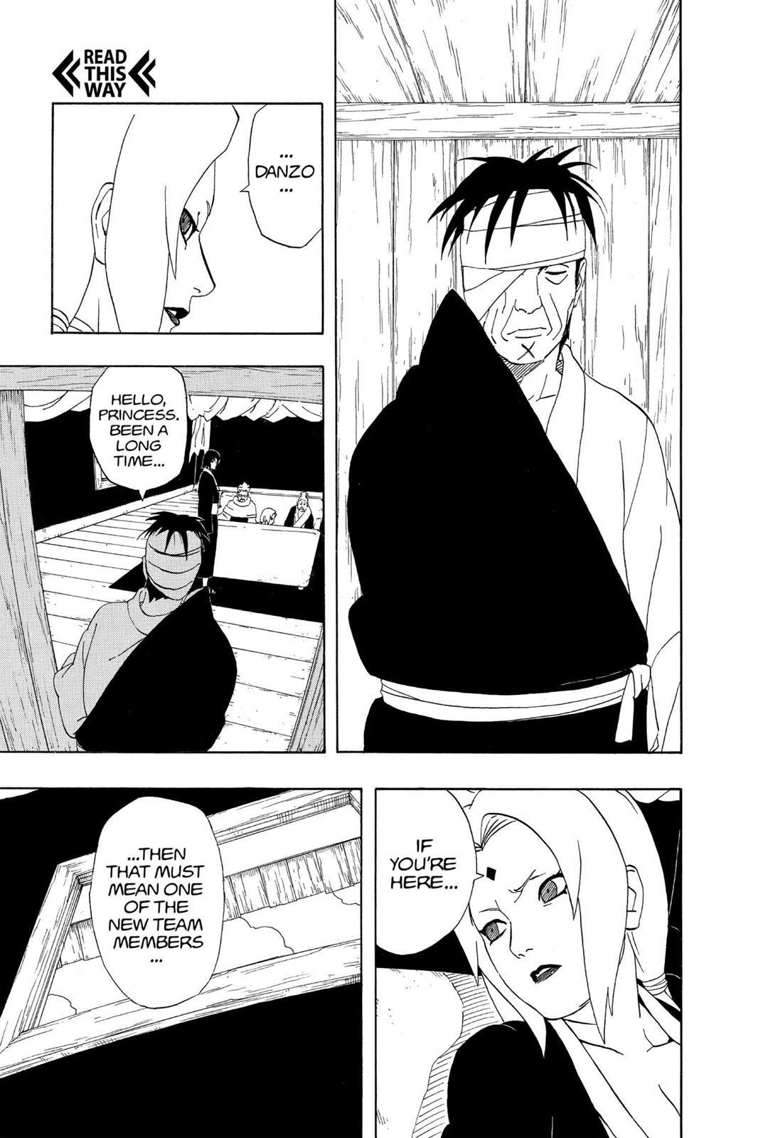 Naruto, Chapter 284 image 009