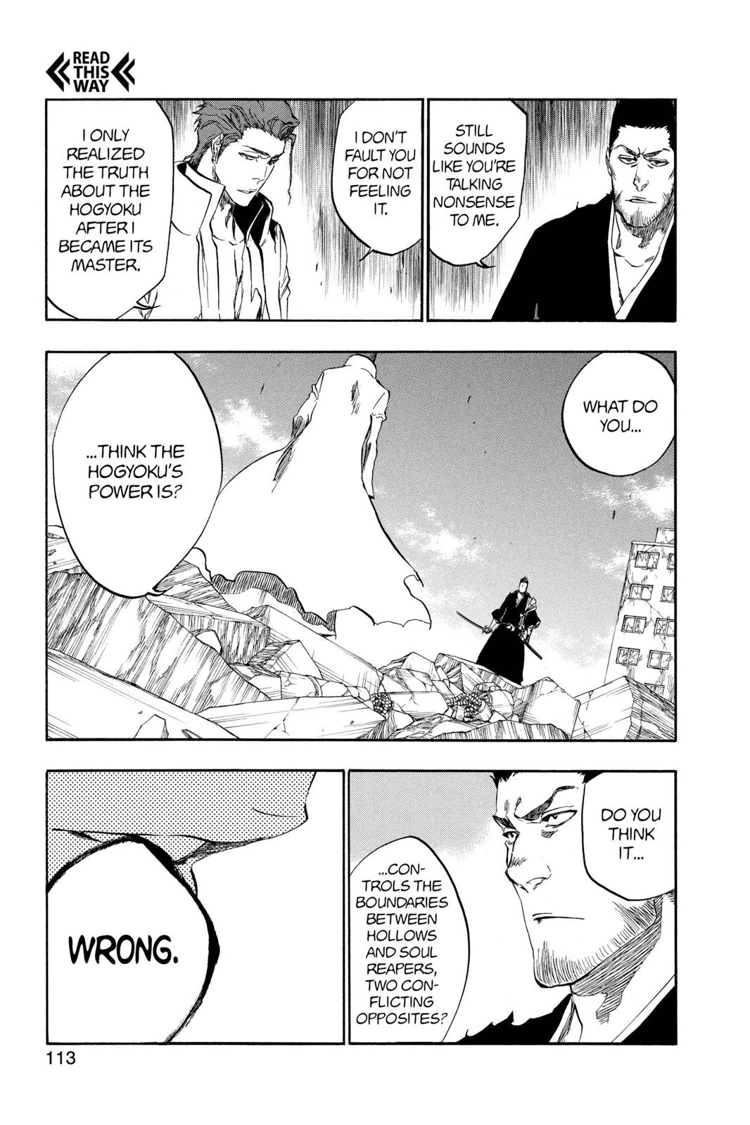 Bleach, Chapter 401 image 003