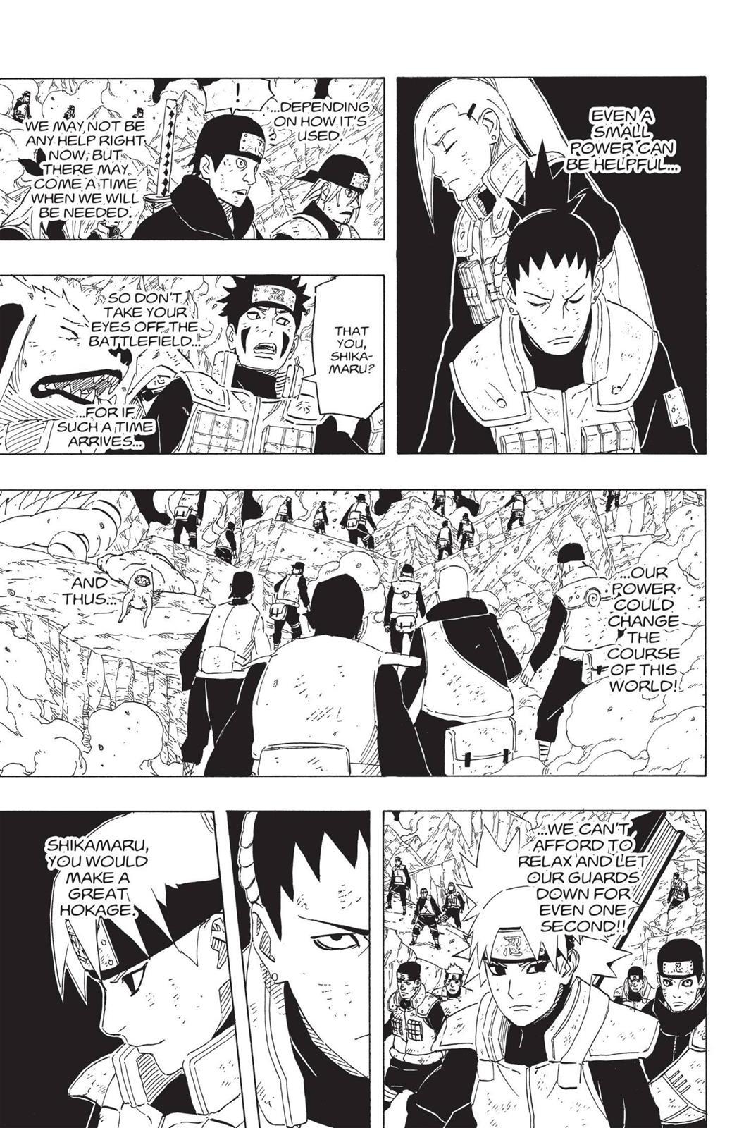 Naruto, Chapter 641 image 006