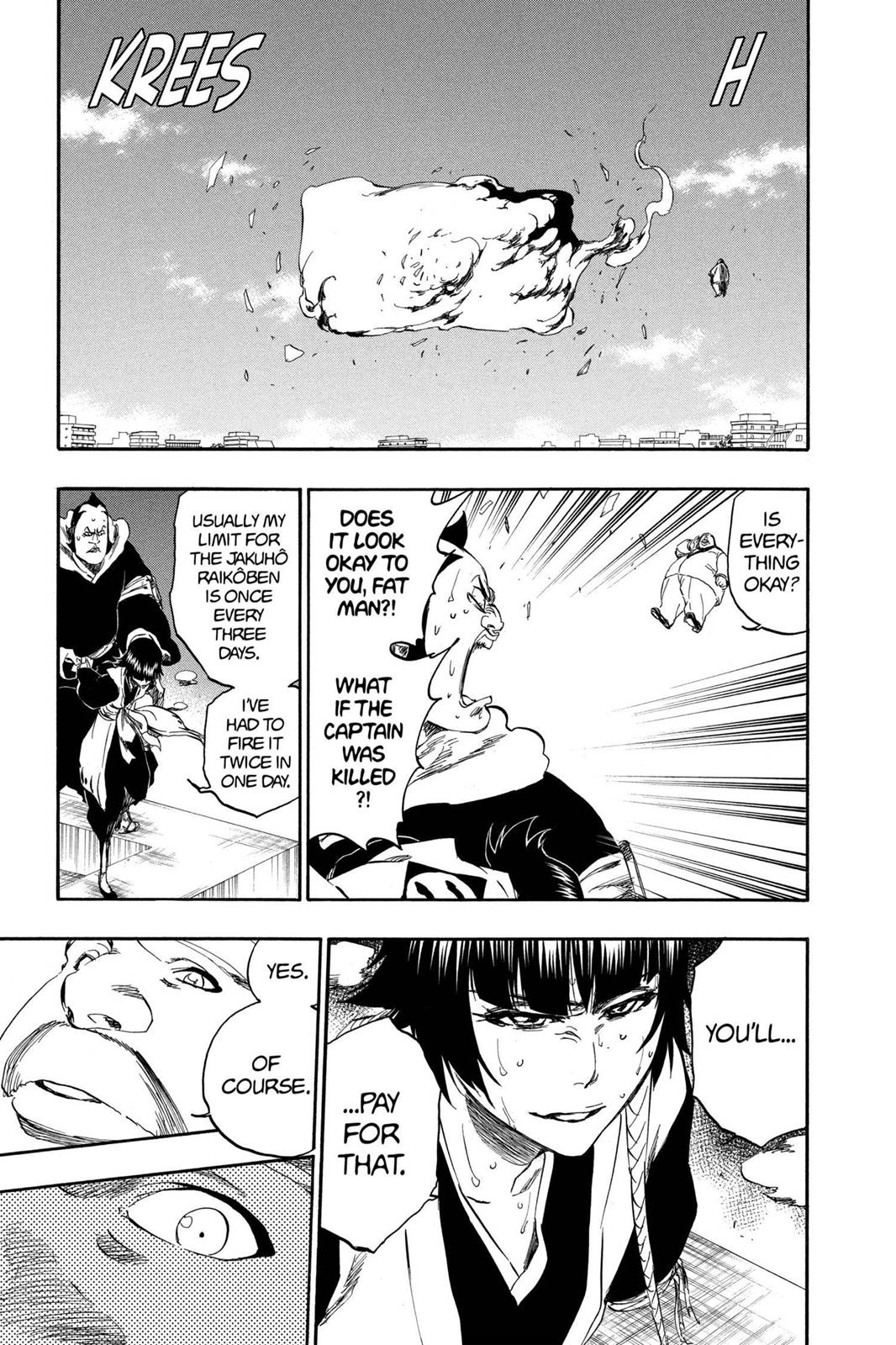 Bleach, Chapter 370 image 003