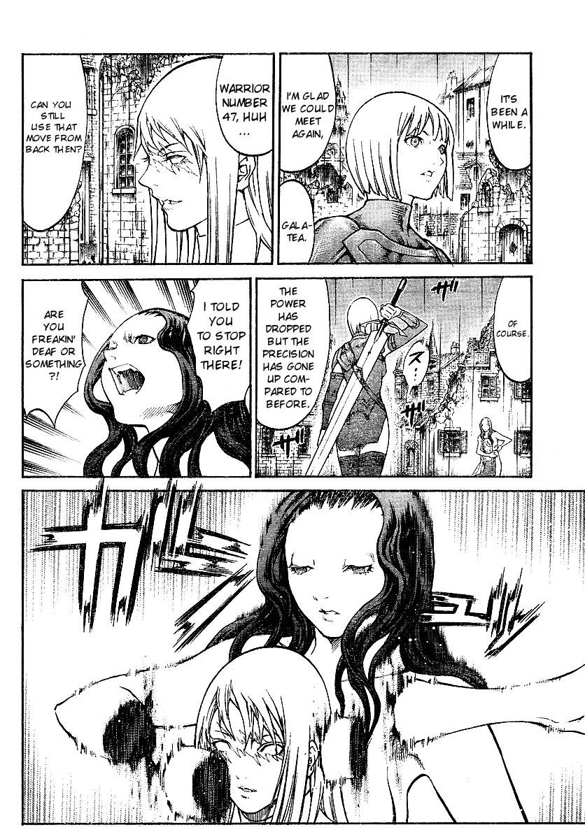Claymore, Chapter 78 image 026