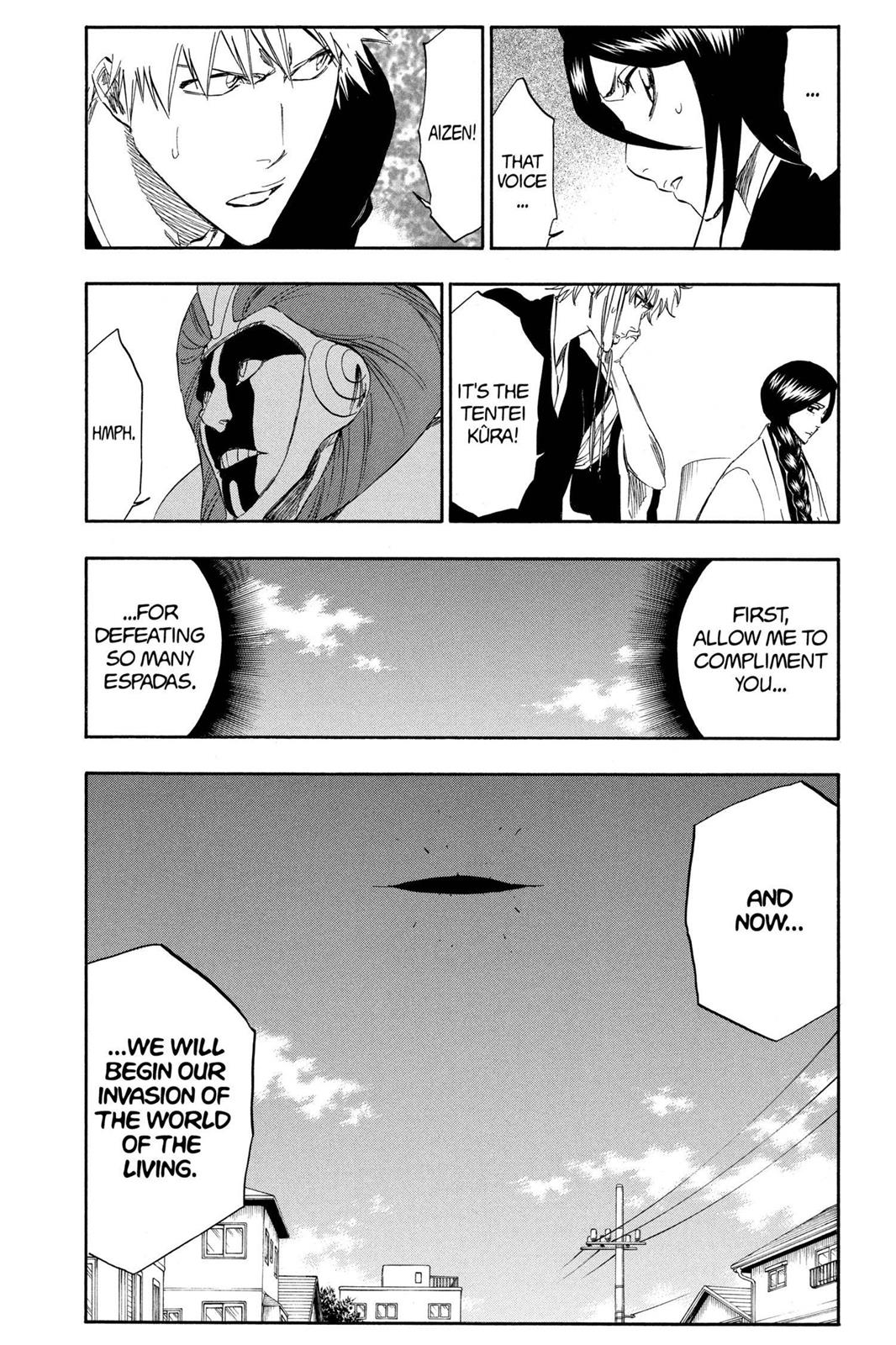 Bleach, Chapter 314 image 006