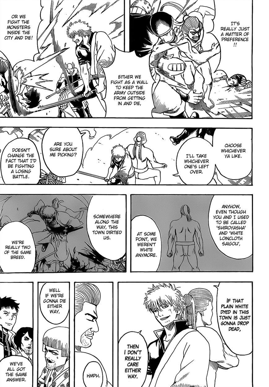Gintama Chapter, 616 image 013