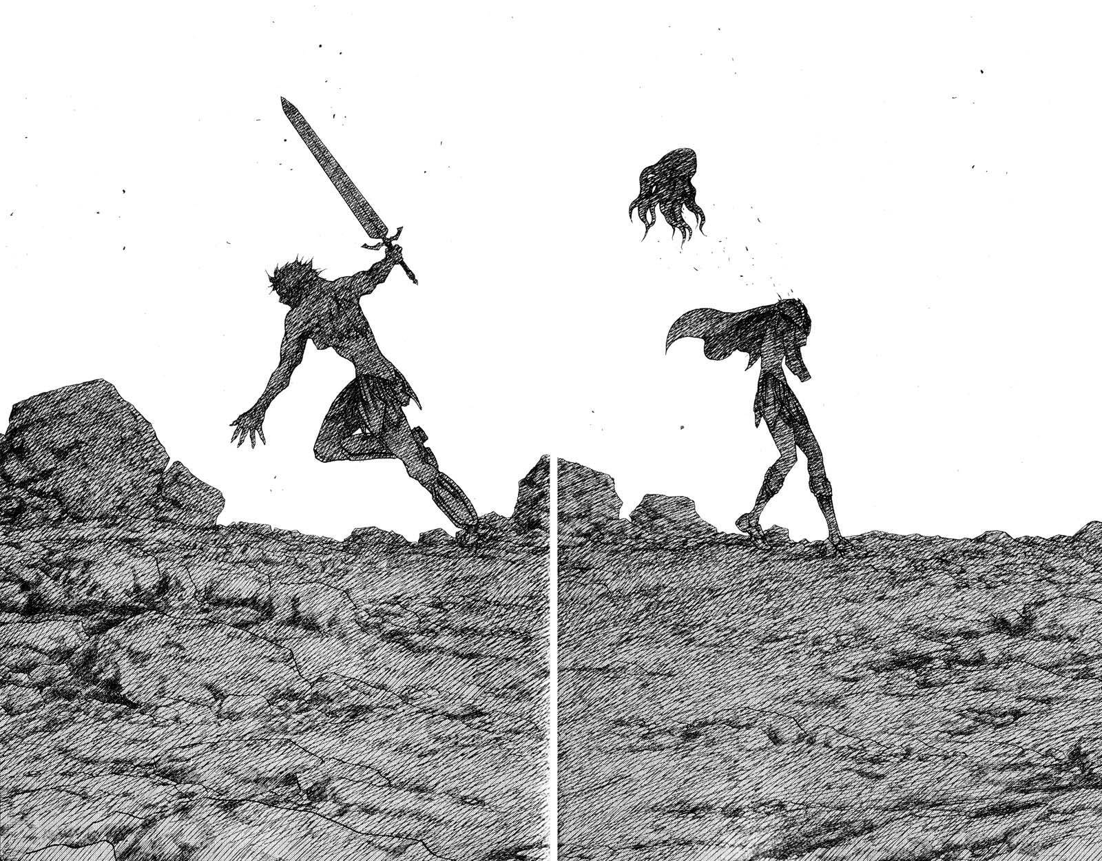 Claymore, Chapter 23 image 023