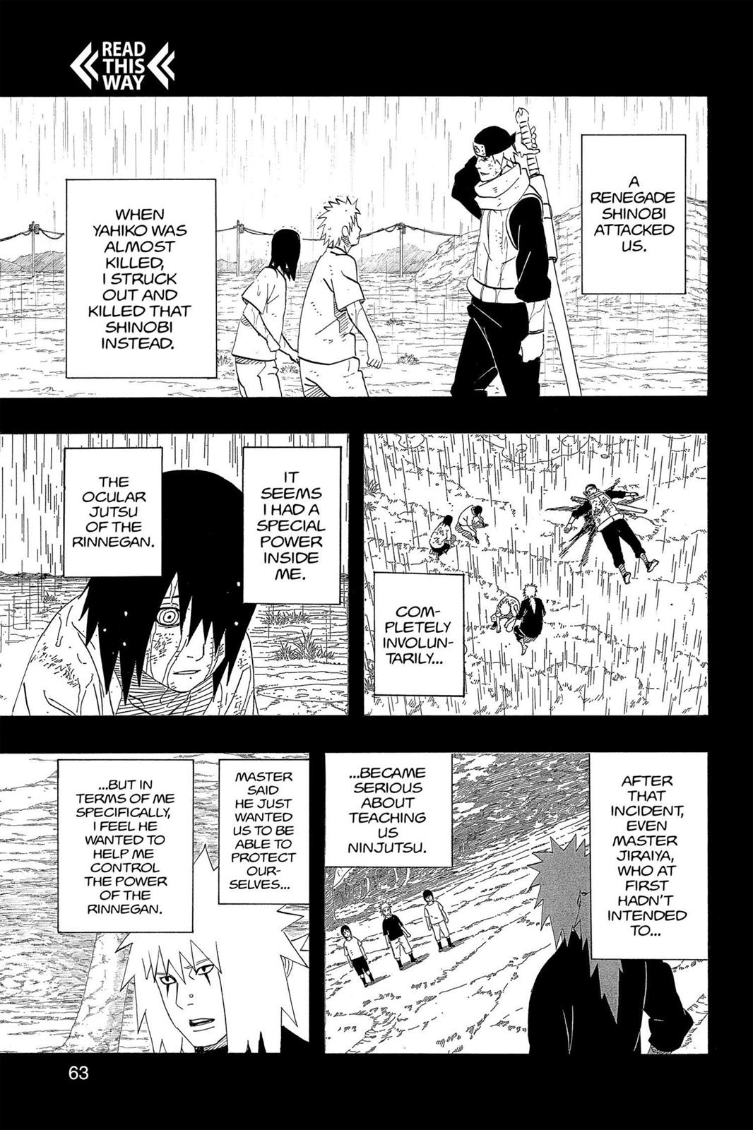 Naruto, Chapter 446 image 005