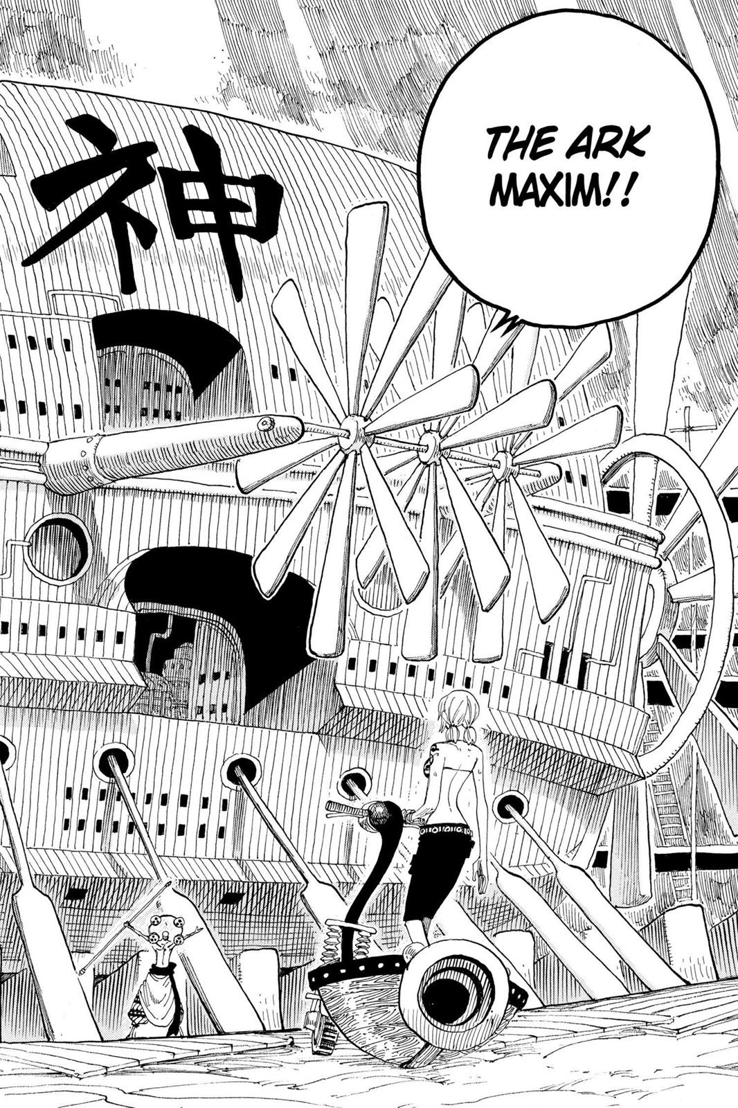 One Piece, Chapter 277 image 006