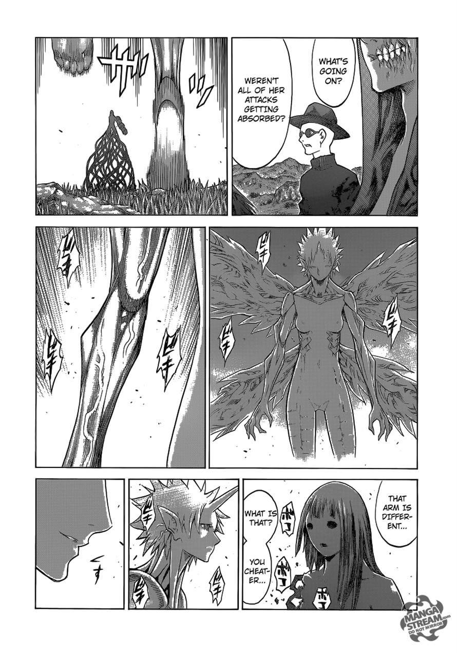 Claymore, Chapter 140 image 023