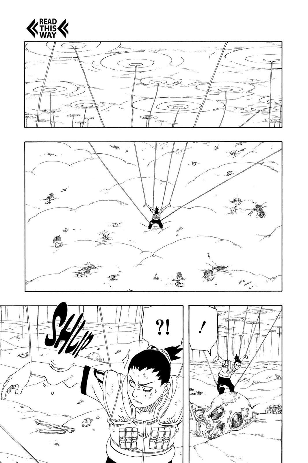 Naruto, Chapter 208 image 015