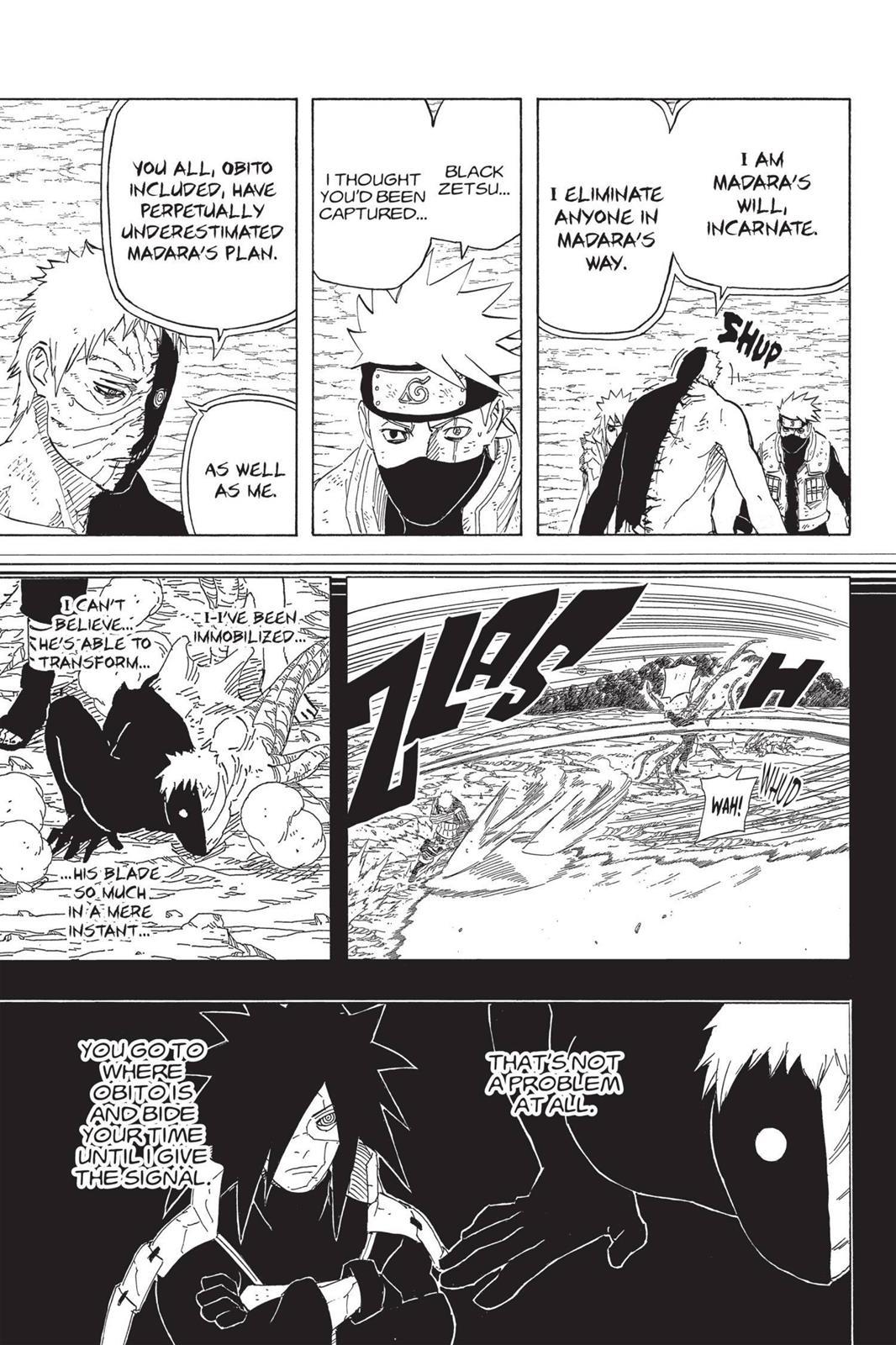 Naruto, Chapter 657 image 011
