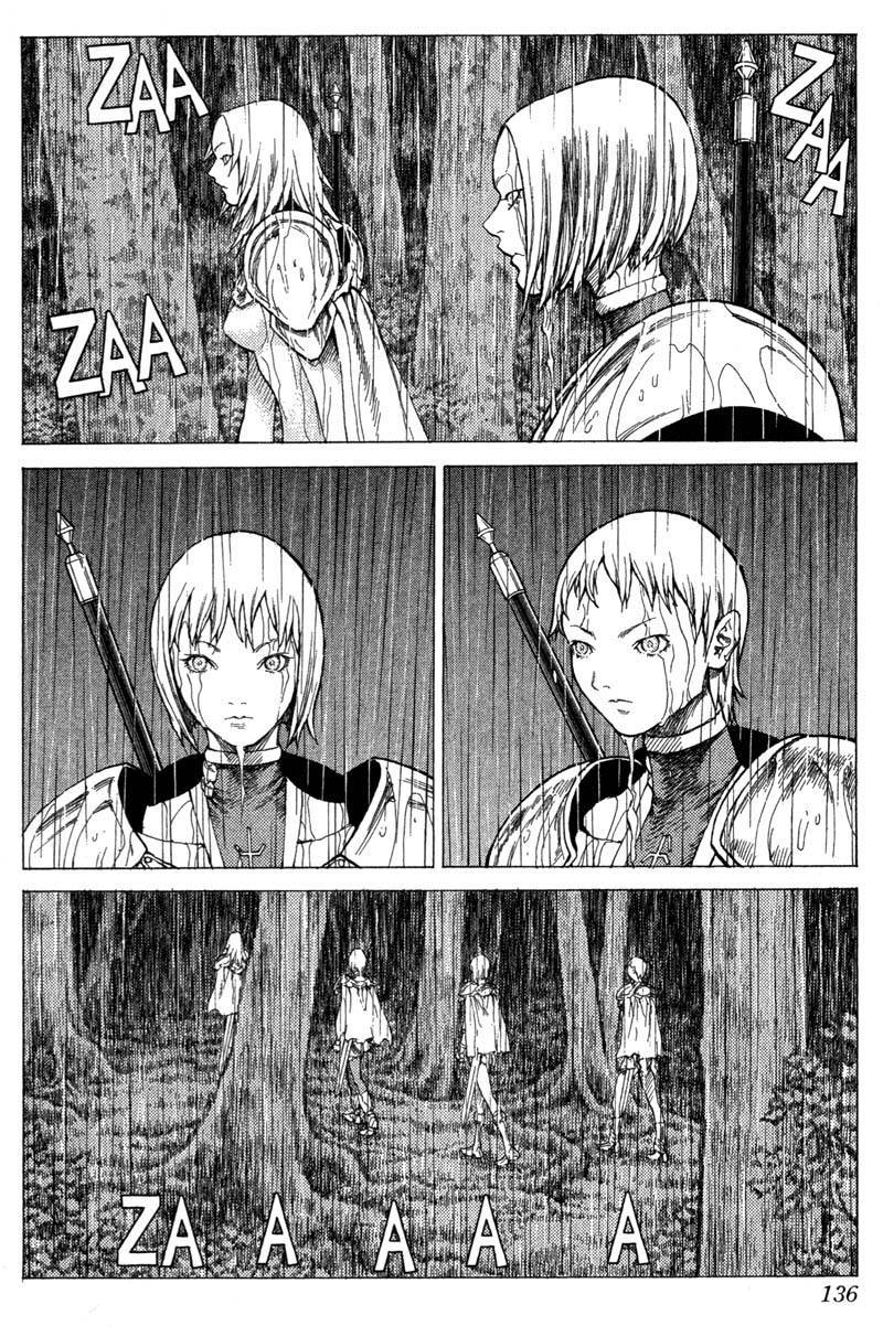 Claymore, Chapter 26 image 003